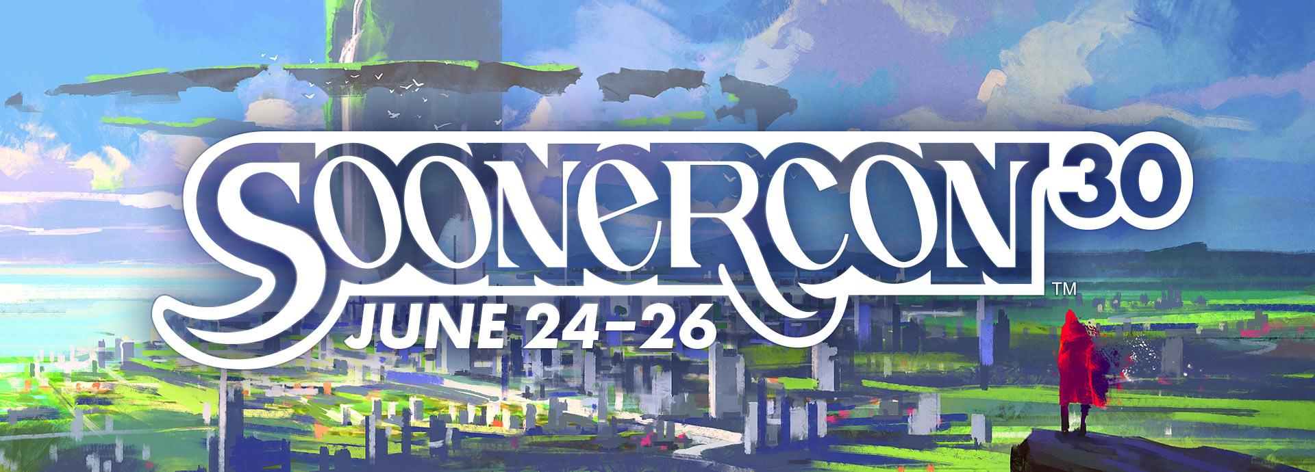 SoonerCon 30 June 24-26